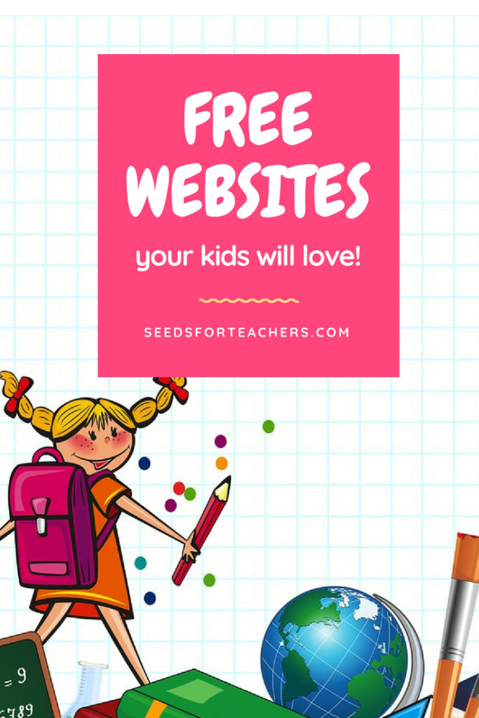 Use these free websites to get your students begging you to write!