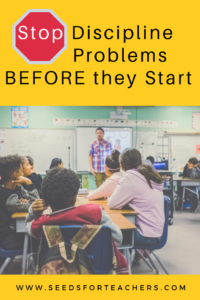 Stop Discipline Problems Before They Start