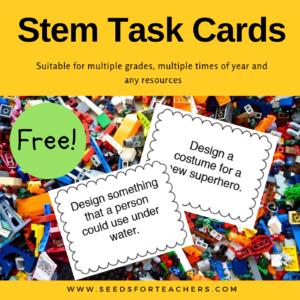 Stem Task Cards